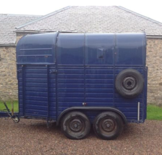 The Horsebox before
